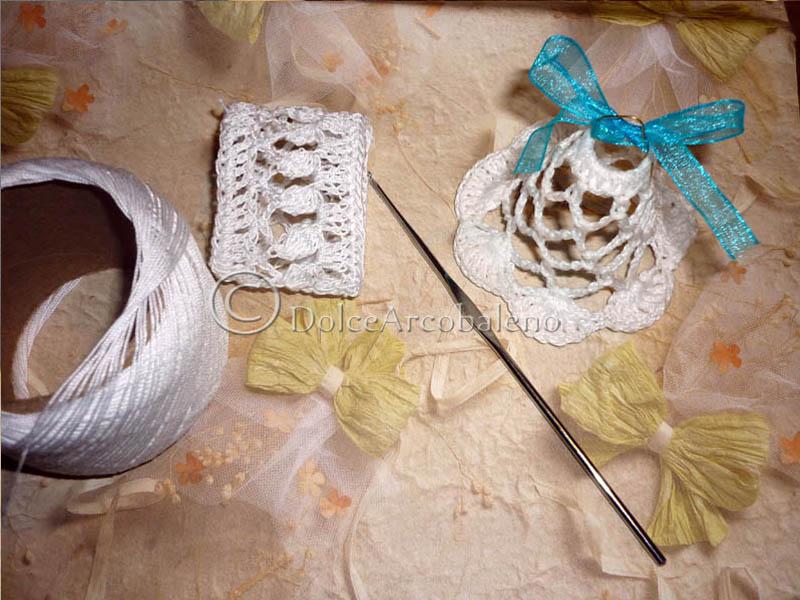 campanella natalizia uncinetto campanellanatalizia_00