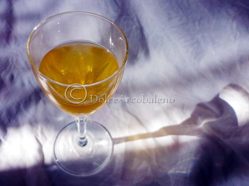 Liquore mandarinetto, la ricetta. by Dolcearcobaleno