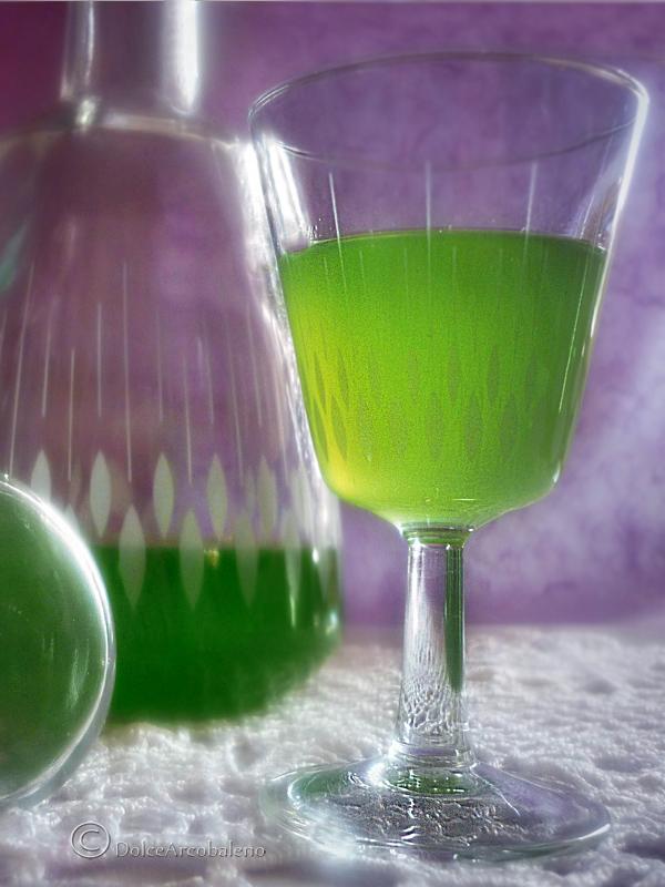 Liquore Al Pistacchio La Ricetta Dolcearcobaleno