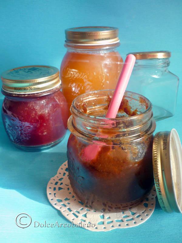 Marmellata, confettura e gelatina fatte in casa by Dolcearcobaleno