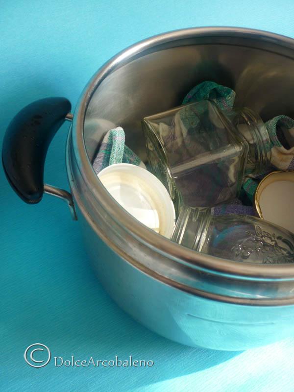 Come sterilizzare i vasetti per le confetture sterilizzazionevasetti_00