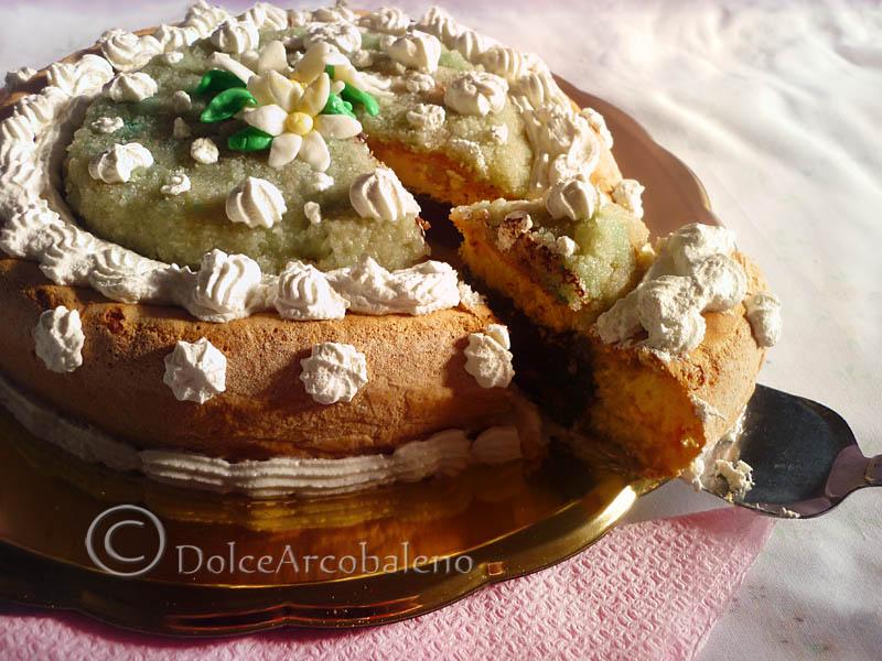Torta primavera by Dolcearcobaleno