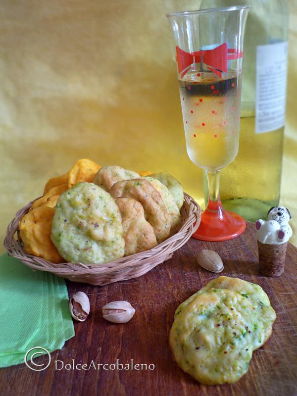 Biscotti salati alle zucchine by Dolcearcobaleno