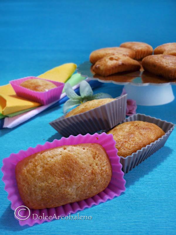 Mini plumcake vegan by Dolcearcobaleno