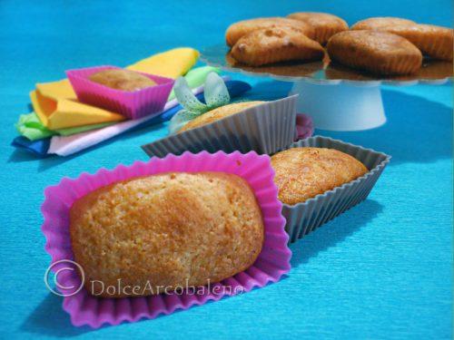 Mini plumcake vegan soffici e leggeri
