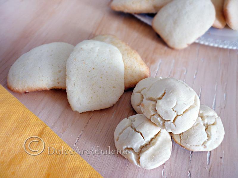 Biscotti con farina di riso by Dolcearcobaleno