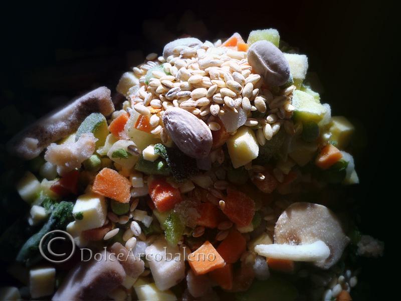 Come preparare e congelare il minestrone