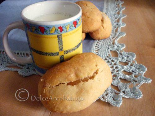 Panetti da colazione alla marmellata