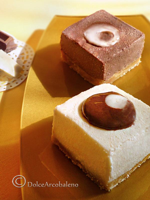 Tortini freddi al cioccolato by Dolcearcobaleno