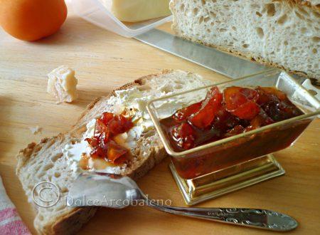 Marmellata di pomodori rossi