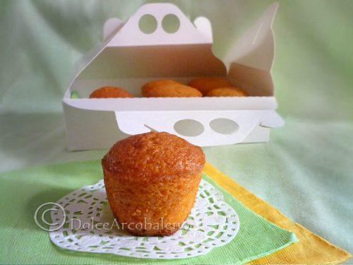 Muffin alla zucca pronti in 40 minuti