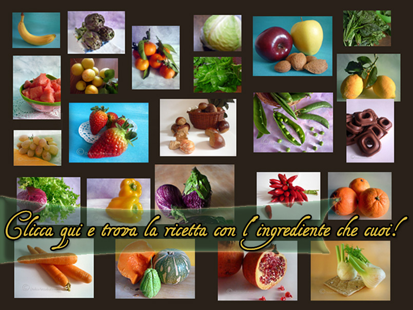 ingredienti by Dolcearcobaleno