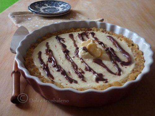 Cheesecake alla crema di ricotta