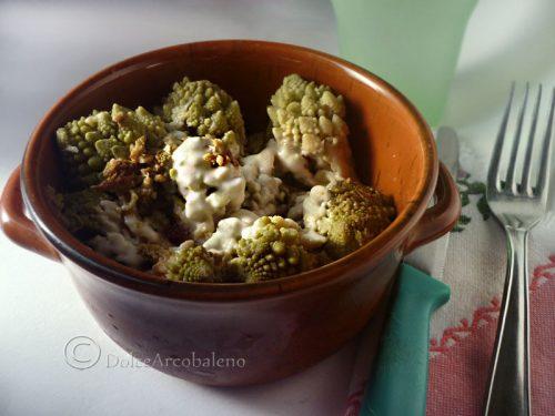 Broccoli romani filanti