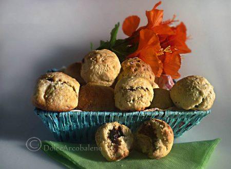 Micro panetti dolci ripieni