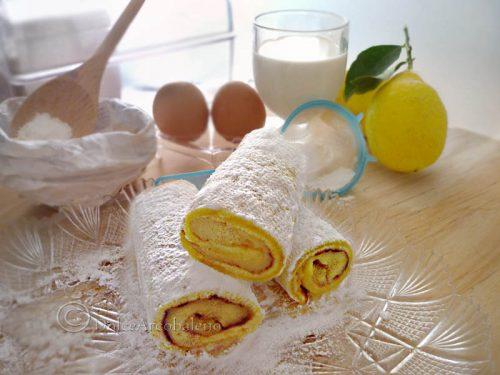 Rotolini al limone