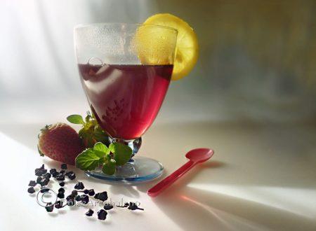 Tisana fragole e frutti rossi