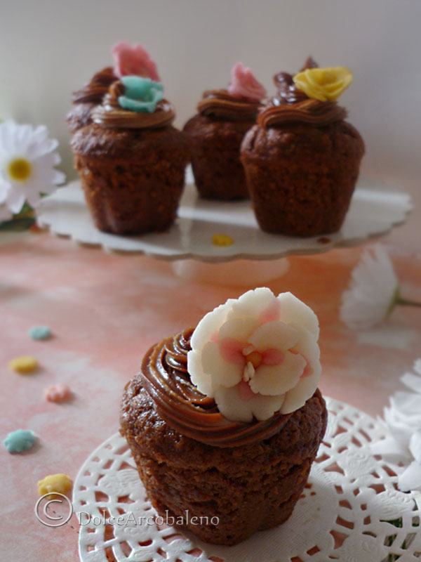 Muffin alla nutella by Dolcearcobaleno