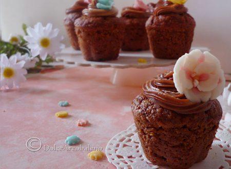 Muffin alla nutella senza burro pronti in 30 minuti