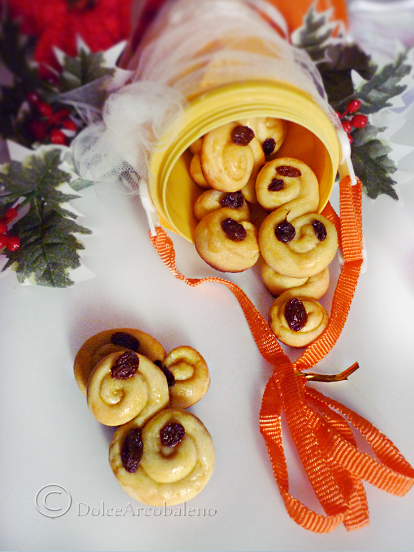 Lussekatter Brioche di S. Lucia by Dolcearcobaleno