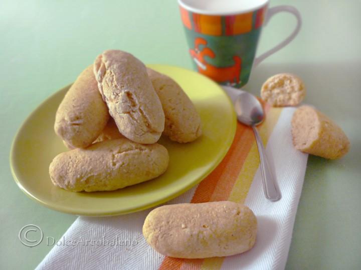 Biscotti con yogurt mais e farina di riso by Dolcearcobaleno biscotti da regalare a Natale