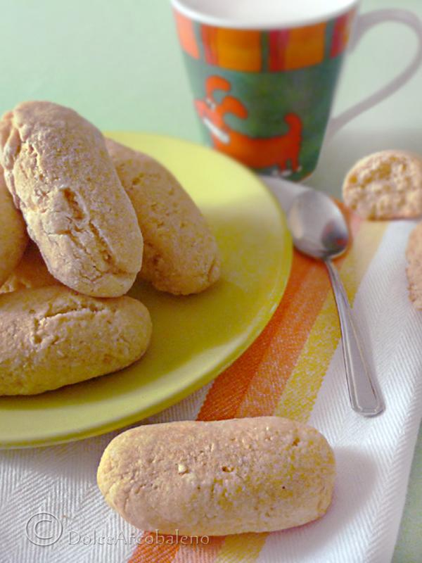 Biscotti con yogurt mais e farina di riso by Dolcearcobaleno