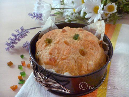 Pane dolce di Carnevale