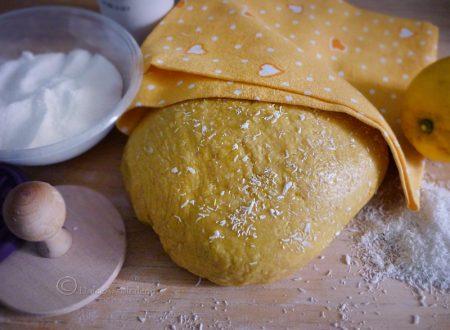 Pasta frolla al cocco facile e golosa senza burro