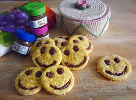 Biscotti al cocco veloci e divertenti