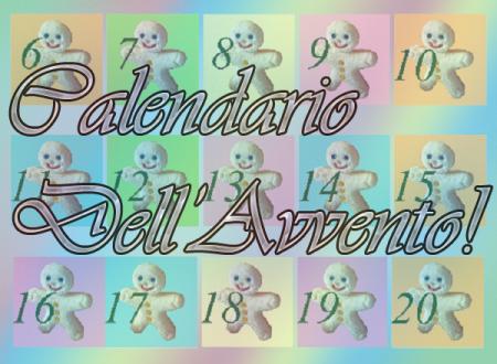 Calendario dell'Avvento sorprendente :)