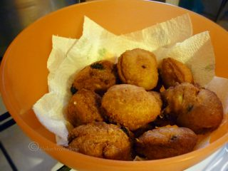 Frittelle soffici di mele e uvetta by Dolcearcobaleno