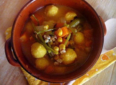 Zuppe e minestre il comfort food d'Autunno