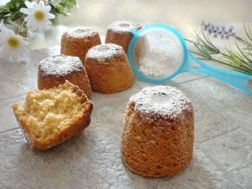 Muffin soffici all'avena