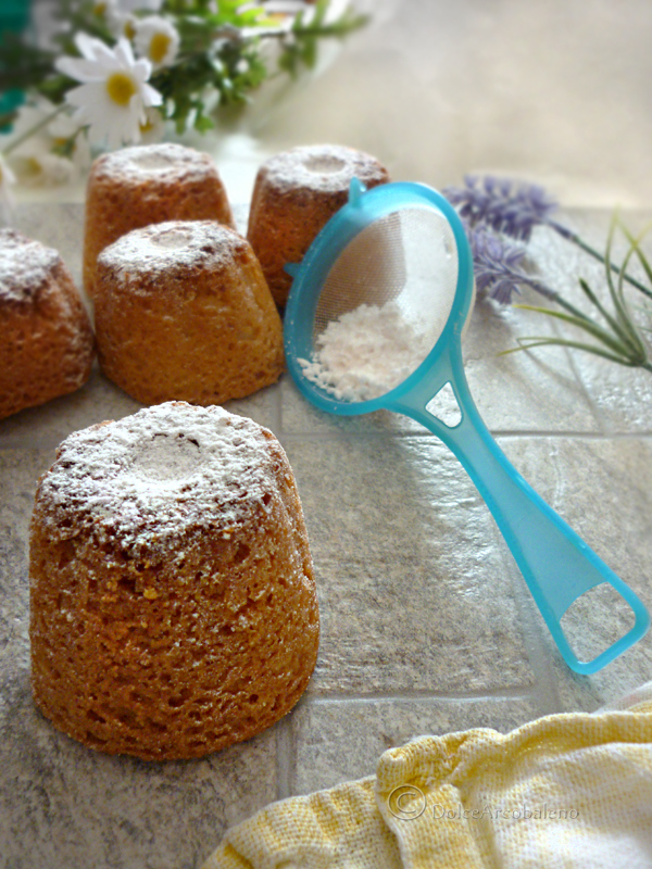 Muffin soffici all'avena by Dolcearcobaleno