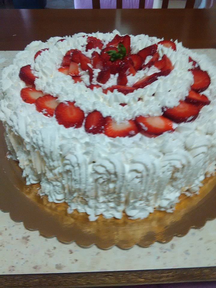 torta x celiaci ( senza glutine )