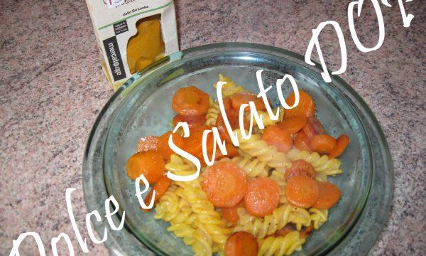 Pasta carote e curcuma