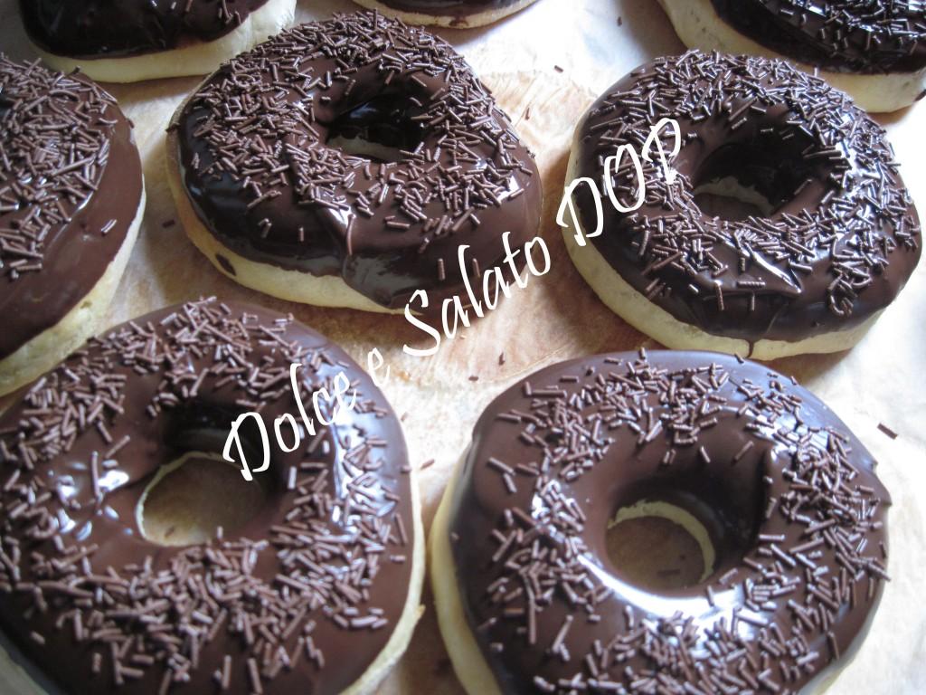 ciambelle donuts