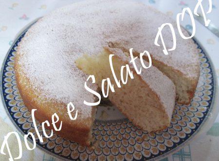 Torta light alla vaniglia