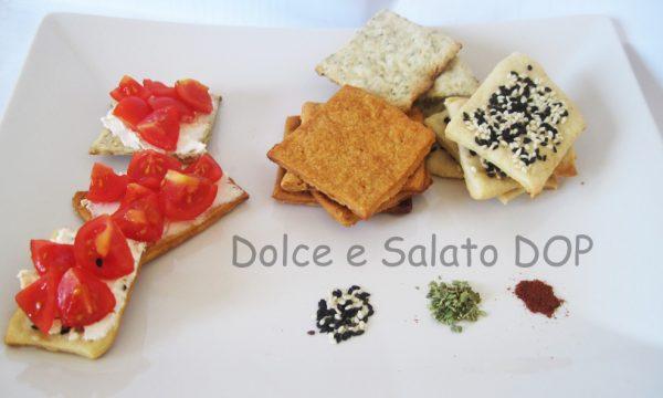 Crackers speziati