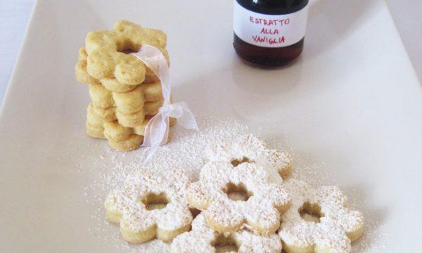 Frollini alla vaniglia