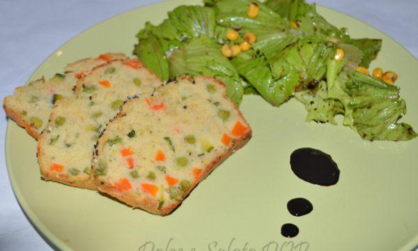 Plumcake salato, ricetta facile