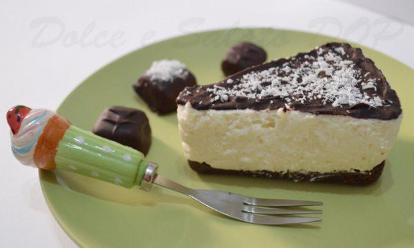 Torta Bounty, ricetta golosa