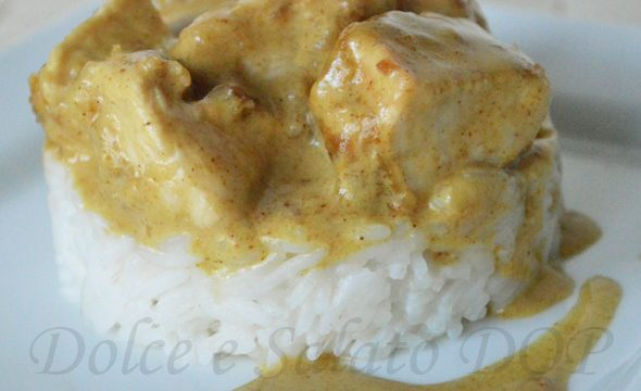 Pollo al curry, ricetta indiana