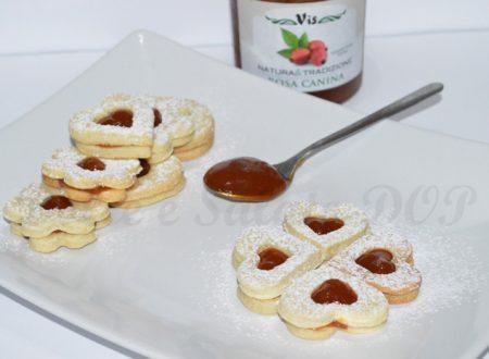 Biscotti occhi di bue, ricetta golosa