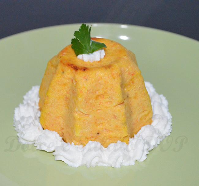 sformatino di carote