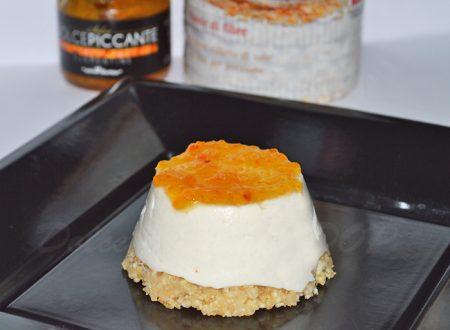 Cheesecake salata