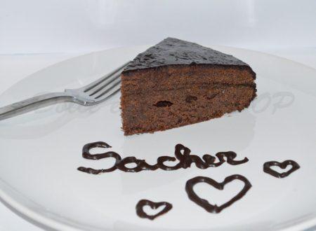 Torta Sacher, ricetta rivisitata