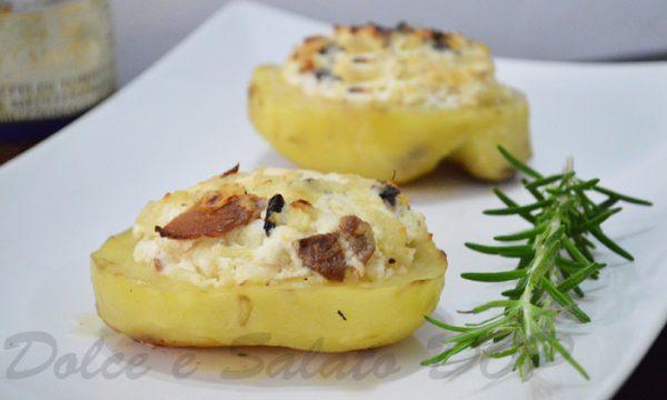 Barchette di patate, ricetta golosa