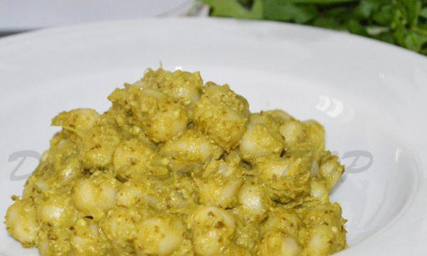 Pesto di rucola, ricetta facile