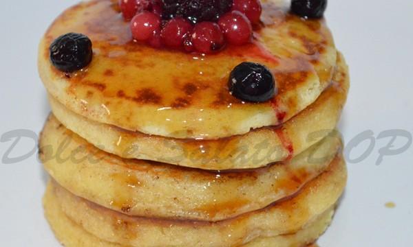 Pancakes, ricetta americana